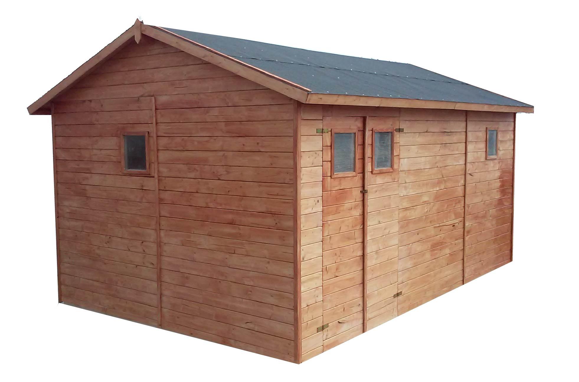 Gartenhaus Holz 3 X 3 M TT87 – Hitoiro