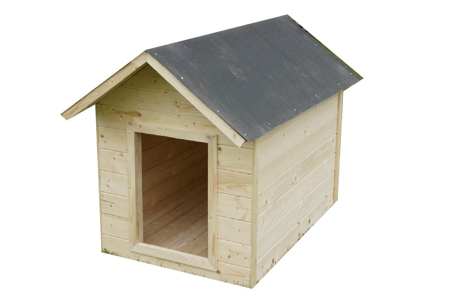 hundeh tten und st lle hundeh tte xl holzh tte f r ihren hund x x. Black Bedroom Furniture Sets. Home Design Ideas