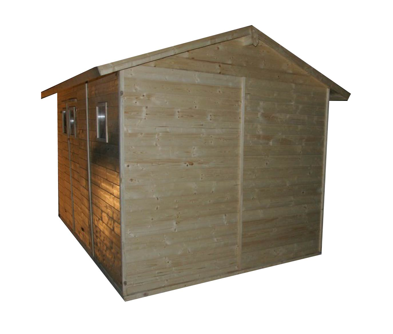 Gartenhäuser bis 12 m2